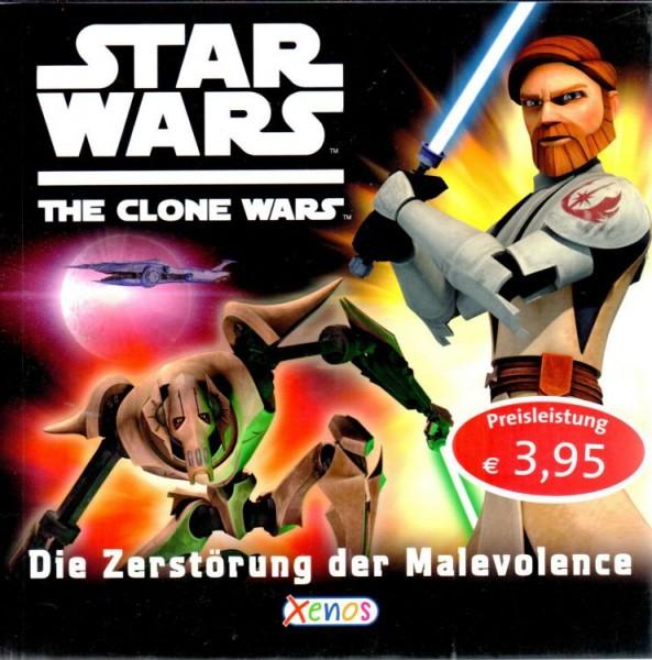 Star Wars: The Clone Wars - Die Zerstörung der Malevolence