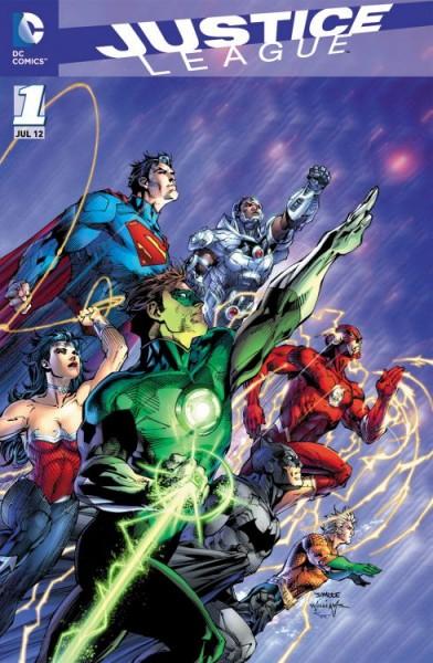 Justice League 1 Variant