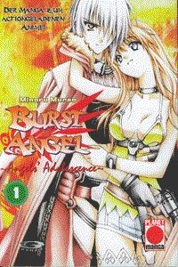 Burst Angel 1