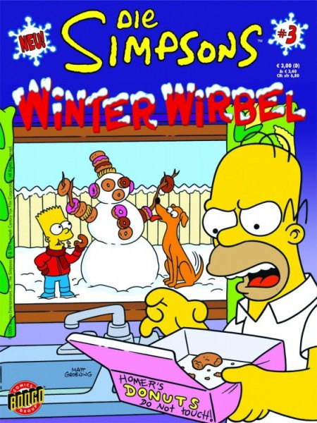 Simpsons: Winter-Wirbel 3