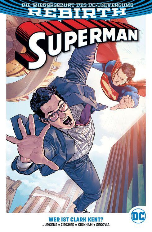 Superman Paperback 2: Wer ist Clark...