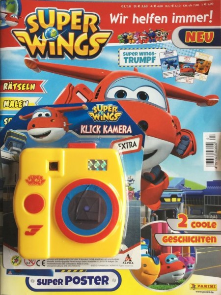 Super Wings 01/18