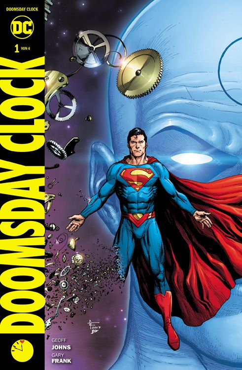 Doomsday Clock Bd. 1