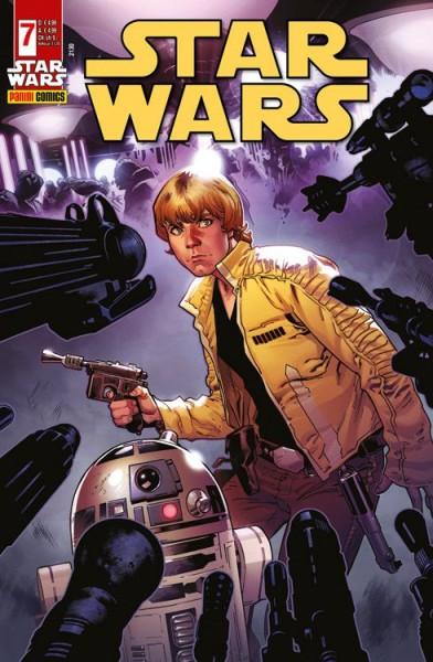 Star Wars 7: Kiosk-Ausgabe