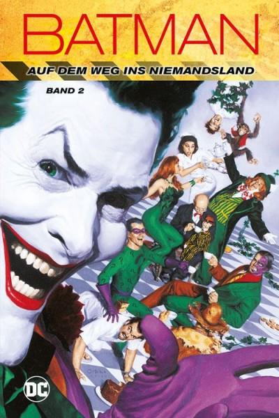 Batman - Auf dem Weg ins Niemandsland 2 Hardcover