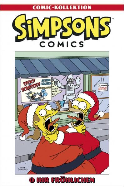 Simpsons Comic-Kollektion 46: O Ihr Fröhlichen Cover