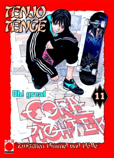 Tenjo Tenge 11