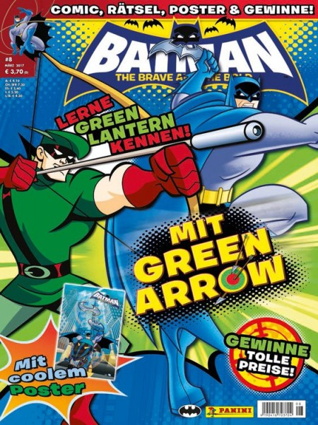Batman: The Brave and the Bold 8