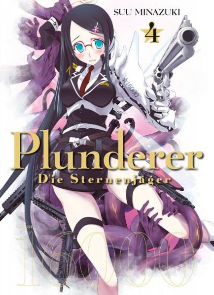 Plunderer: Die Sternenjäger 4