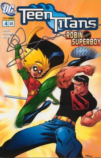 Teen Titans Sonderband 4: Biestige Zeiten