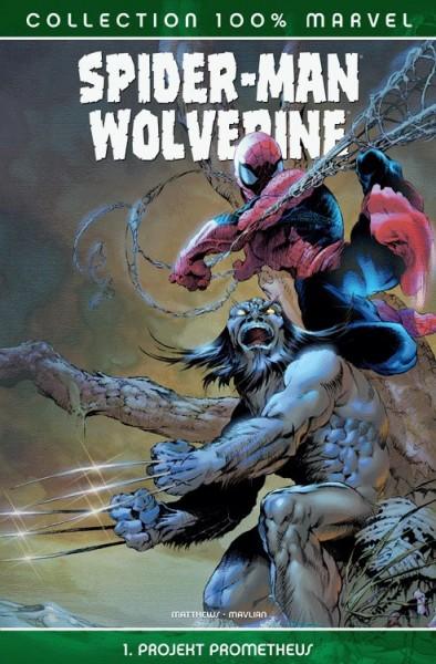100% Marvel 4: Spider-Man & Wolverine