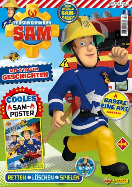 Feuerwehrmann Sam 10/19