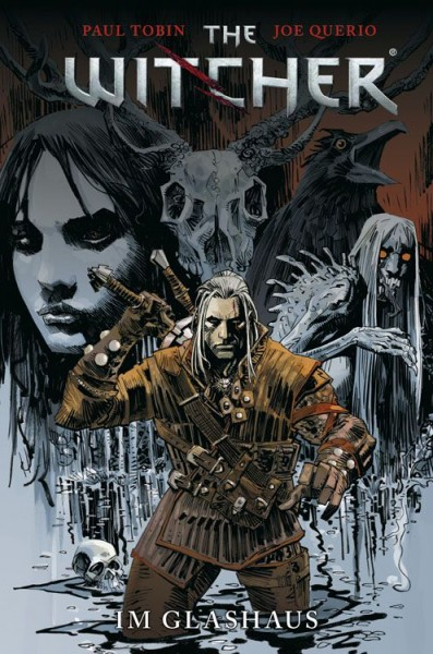 The Witcher 1 Cover