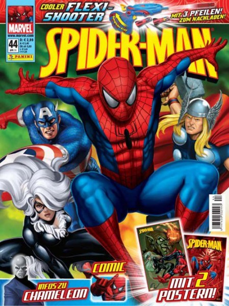 Spider-Man Magazin 44