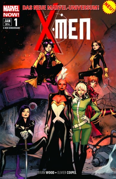 X-Men Sonderband 1