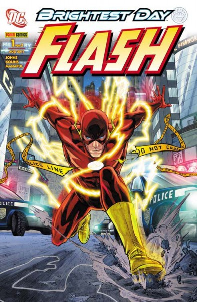 Brightest Day - Flash 1