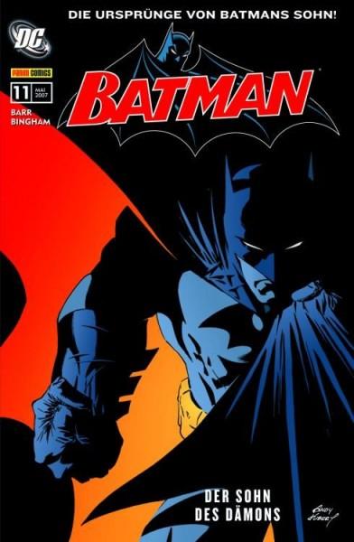 Batman Sonderband 11: Der Sohn des Dämons
