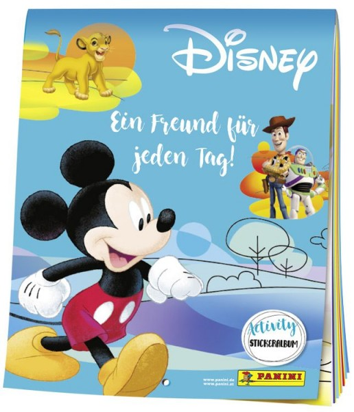 Disney - Mix Stickerkollektion – Album