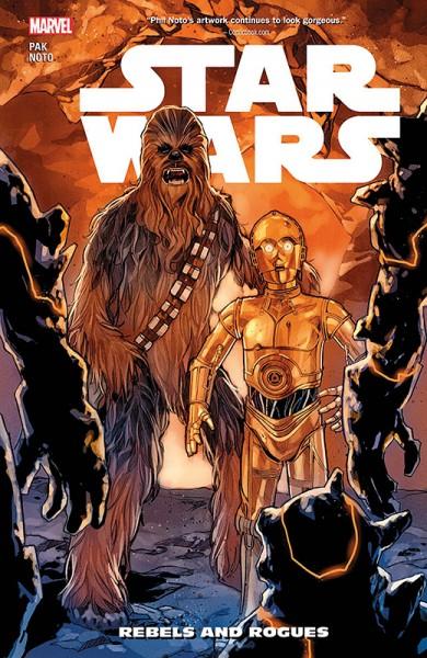 Star Wars Sonderband 127 Rebellen und Verbrecher Hardcover