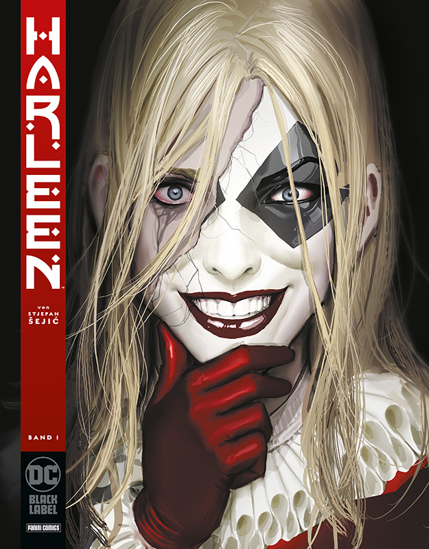 Harleen Bd. 1-3