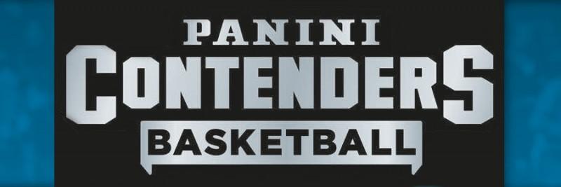 Panini NBA Trading Cards - NBA Contenders 2019/20