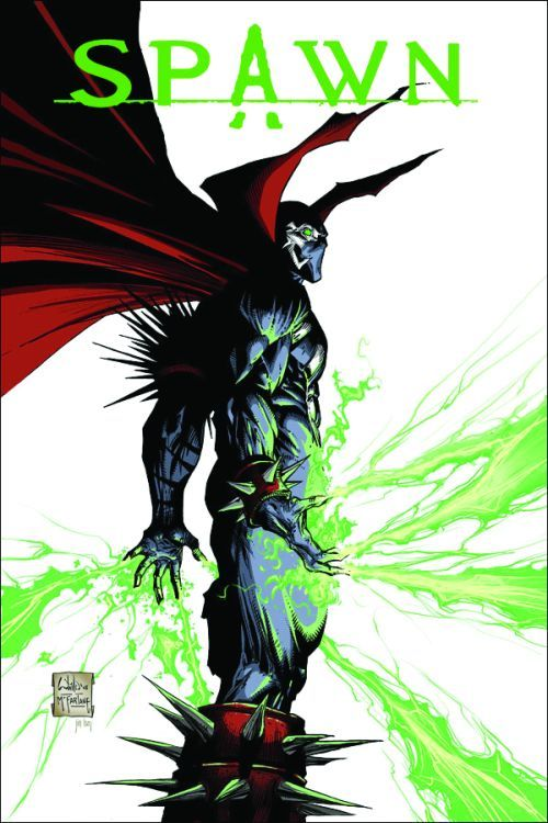 Spawn 89 Variant - Comic Action 2009