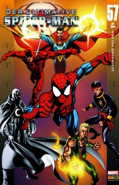 Der ultimative Spider-Man 57