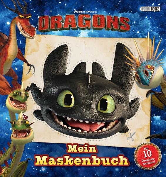 Dragons - Mein Maskenbuch