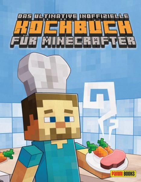 Minecraft: Das ultimative inoffizielle Kochbuch für Minecrafter