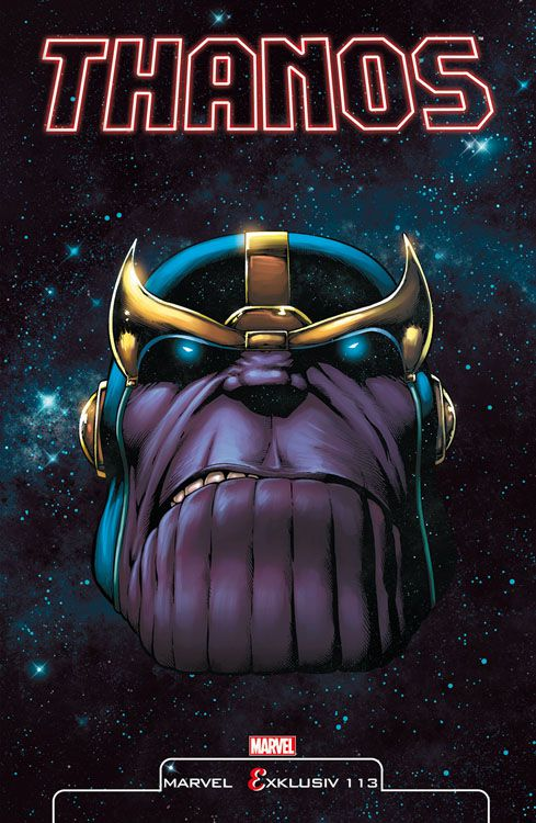 Marvel Exklusiv 113: Thanos - Die...