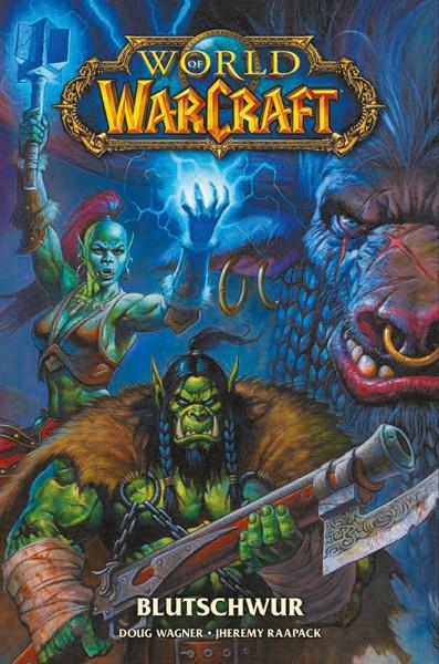 World of Warcraft 8 Blutschwur Cover