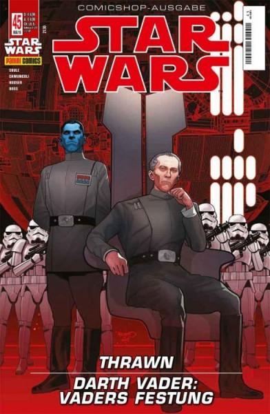 Star Wars 45: Darth Vader - Vaders Festung 2 & Thrawn 4 - Comicshop-Ausgabe