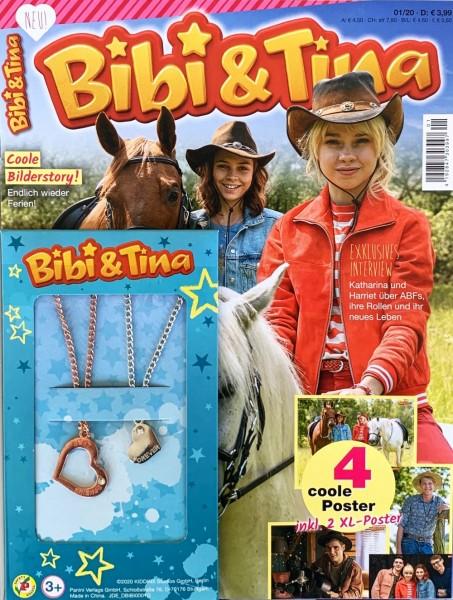 Bibi & Tina Magazin 0120 Cover mit Extra