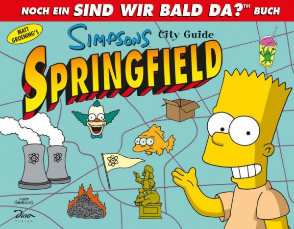 Simpsons - City Guide Springfield