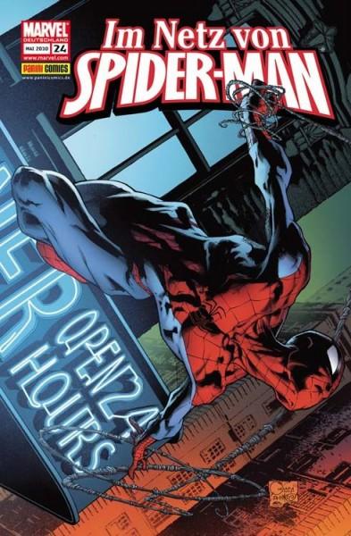 Im Netz von Spider-Man 24