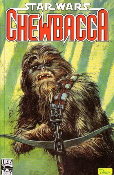 Star Wars Sonderband 4: Chewbacca