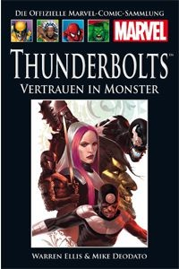 Hachette Marvel Collection 61: Thunderbolts - Vertrauen in Monster