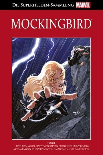 Die Marvel Superhelden Sammlung 23 - Mockingbird