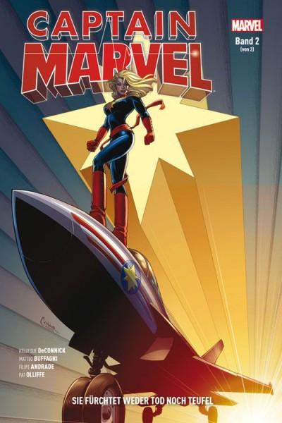 Captain Marvel: Sie fürchtet weder Tod noch Teufel 2