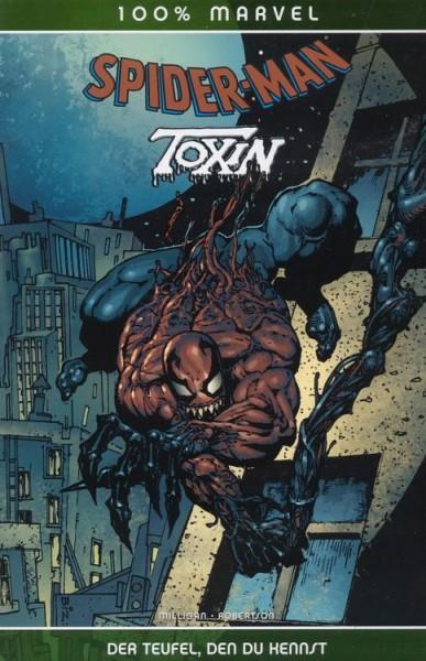 100% Marvel 20: Spider-Man/Toxin