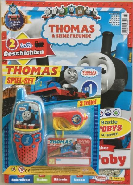 Thomas und seine Freunde Magazin 33