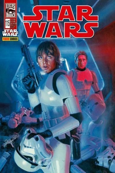 Star Wars 115: Aus den Trümmern von Alderaan