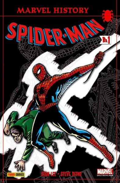 Marvel History: Spider-Man 1
