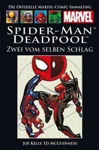 Hachette Marvel Collection 161: Spider-Man/Deadpool - Zwei vom selben Schlag