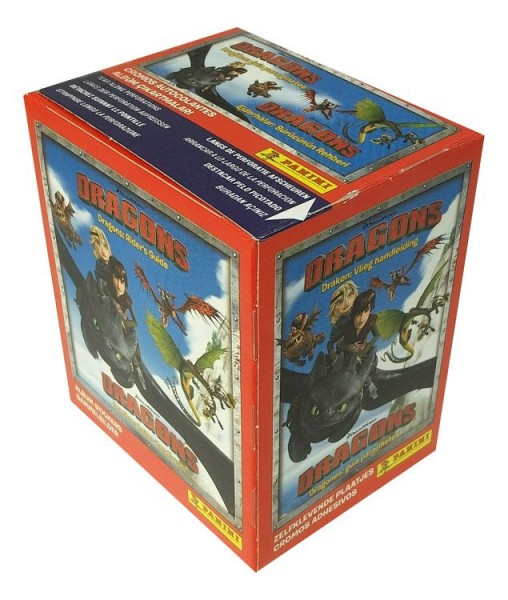 Dragons - Box mit 50 Tüten