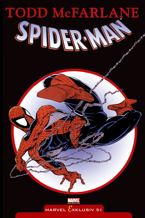 Marvel Exklusiv 51: Todd Mcfarlane...