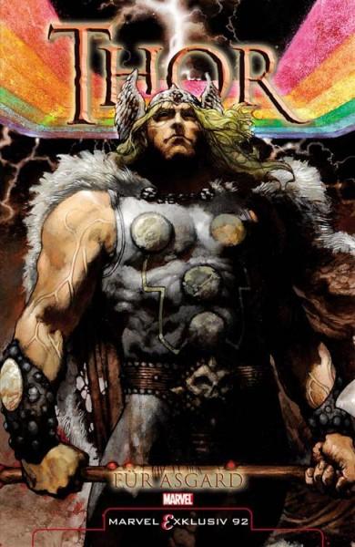 Marvel Exklusiv 92: Thor - Für Asgard
