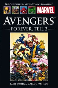 Hachette Marvel Collection 16: Avengers Forever 2