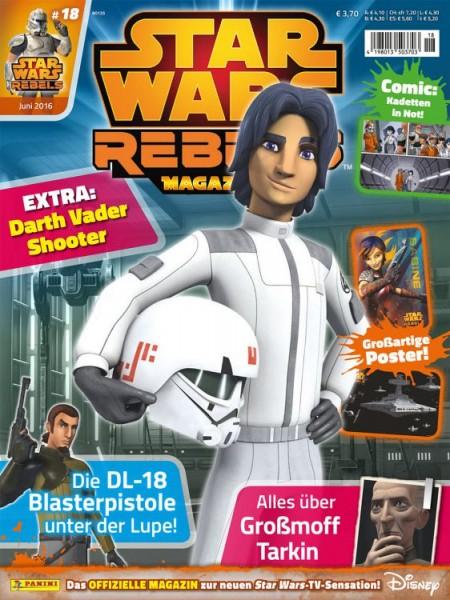 Star Wars: Rebels - Magazin 18