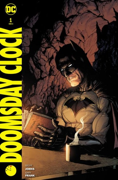 Doomsday Clock 1 Variant 1